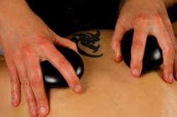 Hot Stone Fusion Massage